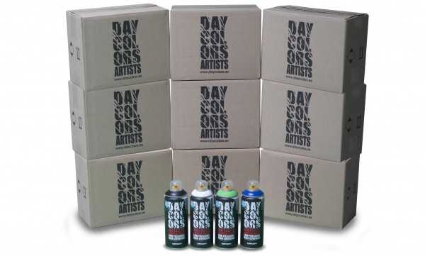 Daycolors Artists 72er Sparpack