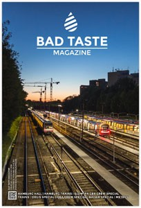 Bad Taste Magazin #23