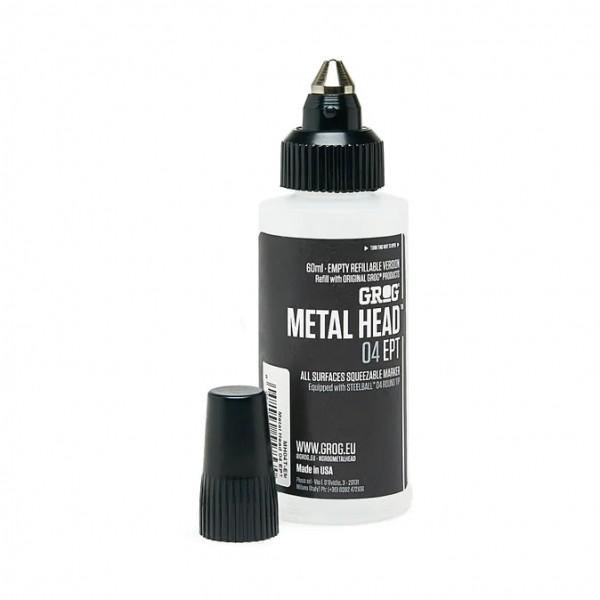 Grog Metal Head Leermarker