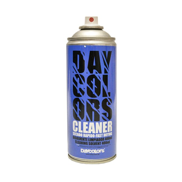 Daycolors Cleaner 400ml Cleaning Solvent