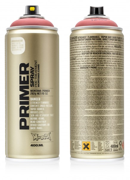 Montana Tech Metal Primer 400ml