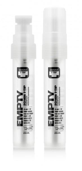 Montana Empty Marker 20mm T-Tip
