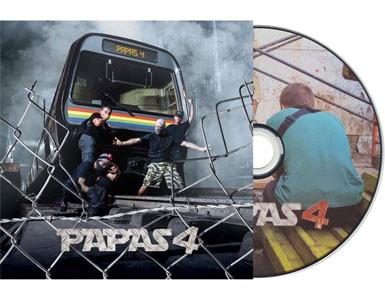 PAPAS 4 DVD
