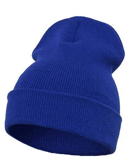 Flexfit Heavyweight Long Beanie Royal