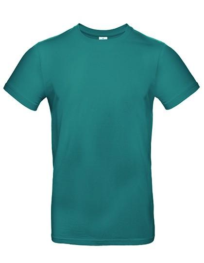 B&C #E190 T-Shirt Diva Blue