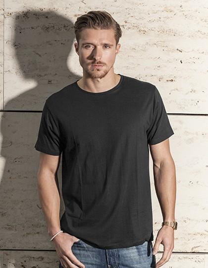 BYB Light T-Shirt Round Neck in 6 Farben Black