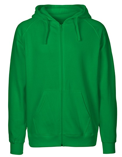 Neutral Men's Zip Hoodie Green