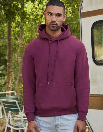 Fruit of the Loom Premium Hooded Sweat in 9 Farben