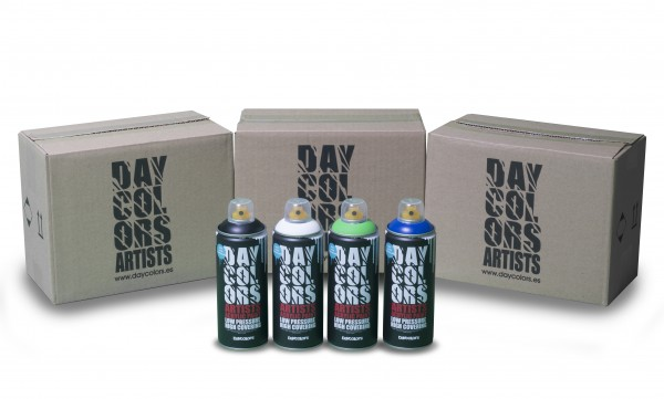 Daycolors Artists 24er Sparpack