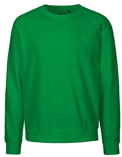 Neutral Unisex Sweatshirt Green
