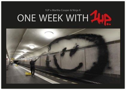 One Week With 1UP Buch