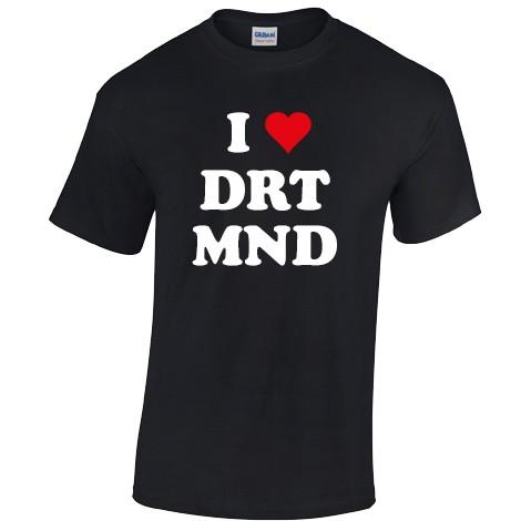 I Love DRTMND T-Shirt