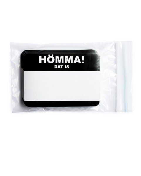 Hömma Dat Is Sticker