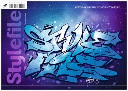 Stylefile #51 Magazin Cosmicfile