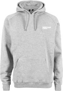 Montana Logo III Hoodie Grey