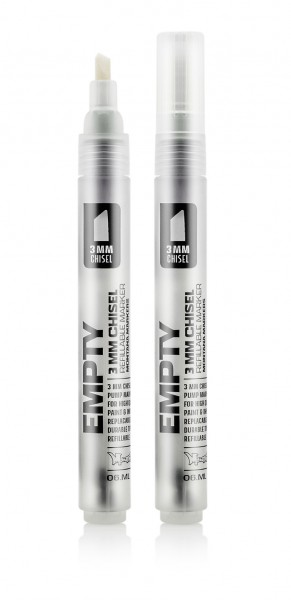 Montana Empty Marker 3mm Chisel Tip