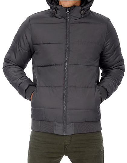 B&C Superhood Jacket Men in 6 Farben