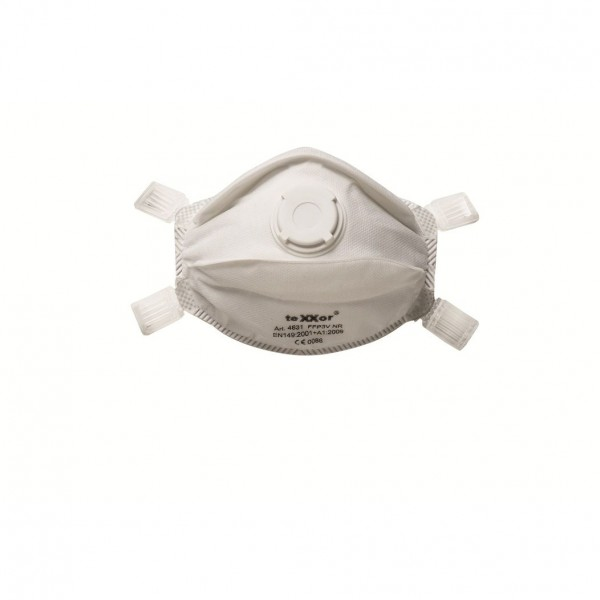 Texxor FFP3 V-NR Atemschutzmaske