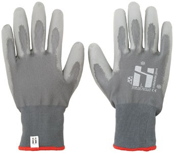 Mr. Serious Winter Handschuhe grau