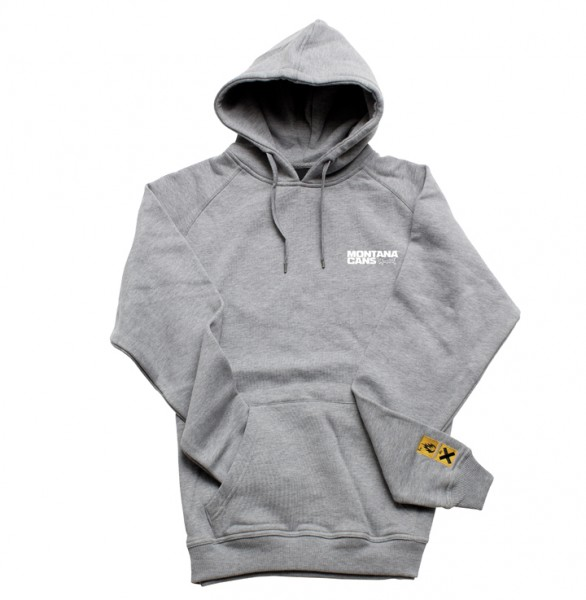 Montana Hoodie Grey