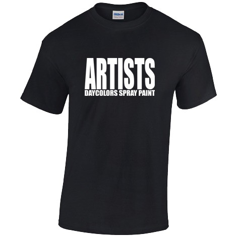 Daycolors Artists T-Shirt