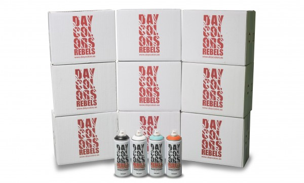 Daycolors Rebels 72er Sparpack