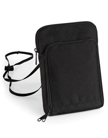 Bag Base Travel Wallet XL schwarz