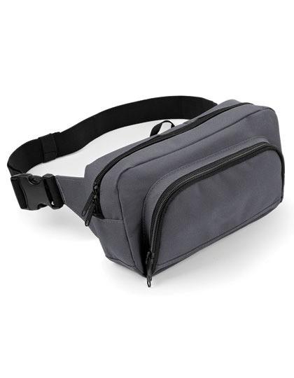 Bag Base Organiser Waistpack Graphite Grey