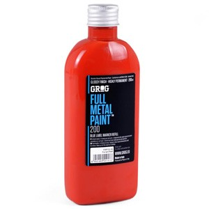 Grog Full Metal Paint 200ml
