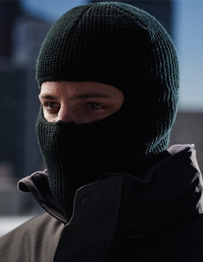 Open Face Balaclava in 2 Farben