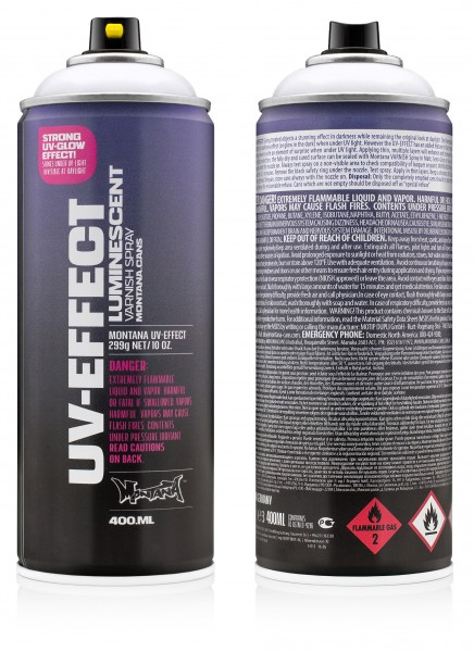 Montana UV-Effect 400ml