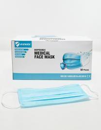 Medizinische Gesichtsmaske 50er Pack