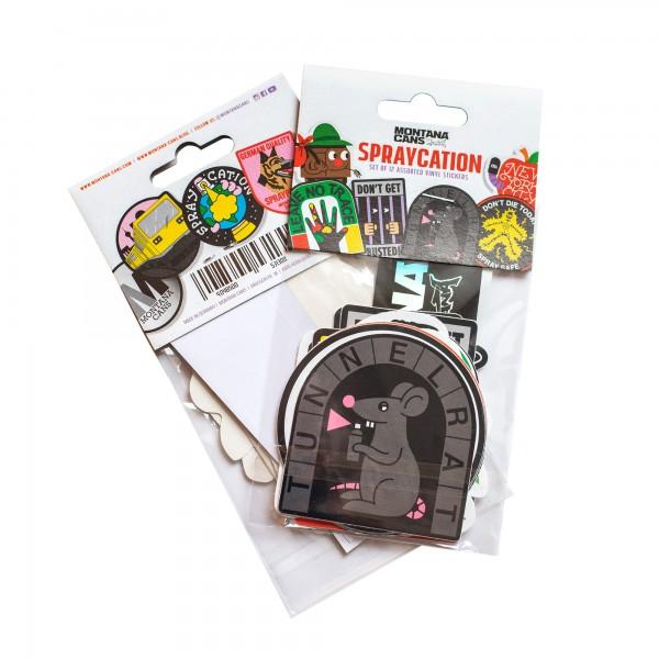Montana Sticker Set #2