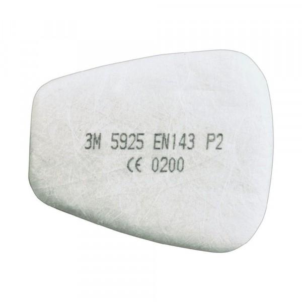 3M P2 Partikelfilter 2er Set