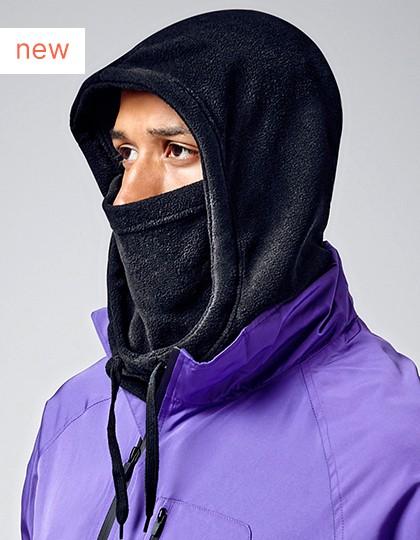 Fleece Hood Recycled in 5 Farben