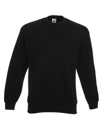 Fruit of the Loom Premium Sweater Black