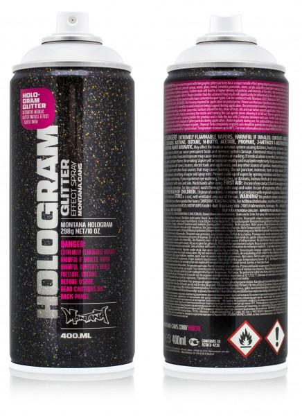 Montana Hologramm Glitter 400ml
