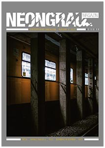 Neongrau #8 Magazin