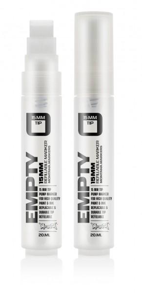 Montana Empty Marker 15mm Standard Tip