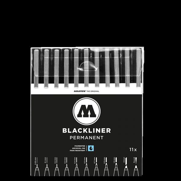 Molotow Blackliner Set Complete