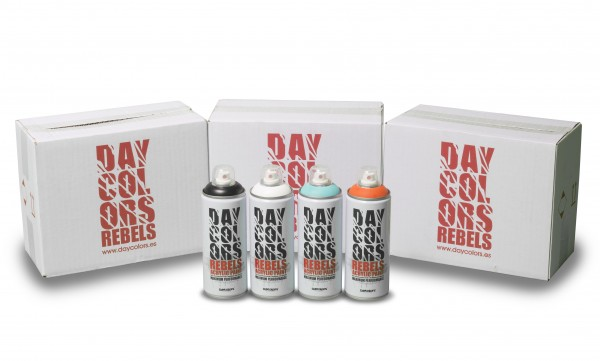 Daycolors Rebels 24er Sparpack