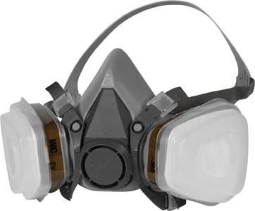 3M 6000 Atemschutzmaske