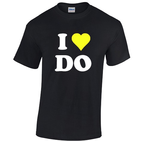 I Love DO T-Shirt