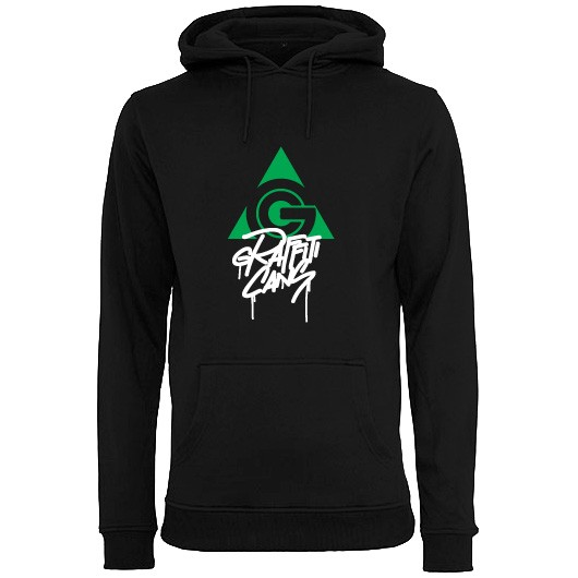 Graffiti Cans Heavy Hoodie