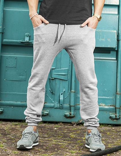 BYB Heavy Deep Crotch Sweatpants 2 Farben